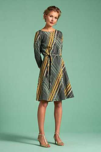 BETTY DRESS BRONTE Sycamore Green
