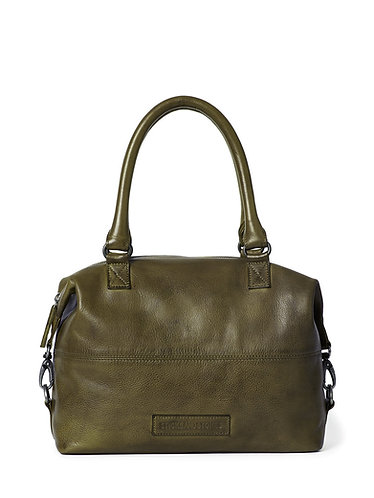 CHARLESTON Bag Dark Olive
