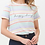 Thumbnail: Maggie Happy Days Stripe T-Shirt