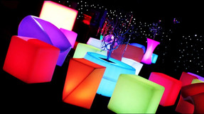 Световая мебель в дизайне: органичное вплетение и эксклюзив