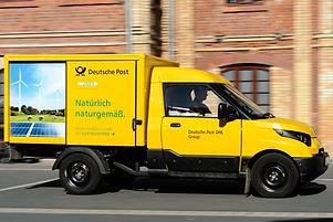 Deutsche Post DHL StreetScooter