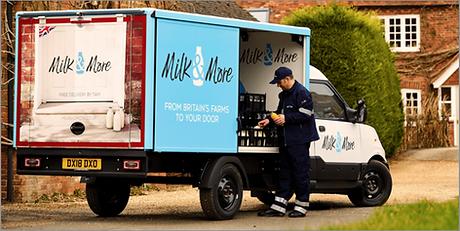 Milk & More ストリートスクーター