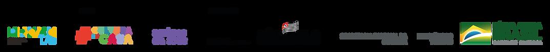 Regua logos PROACLAB - GESP e Governo Fe