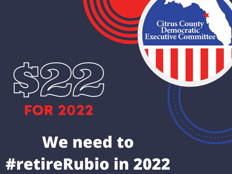 $22 for 2022 Campaign