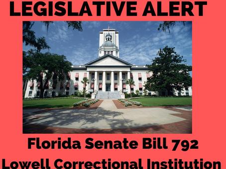 Legislative Alert SB792