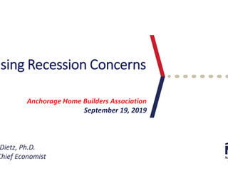 2019 Economic Summit - Rising Recession Concerns