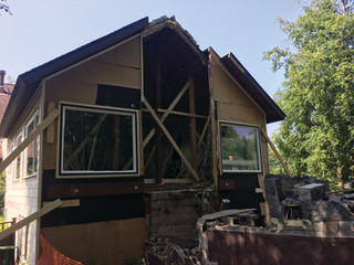 Earthquake Recovery: Alaskans Seek Help for Repairs