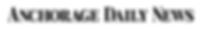 Media Sponsor - Anchorage Daily News Logo