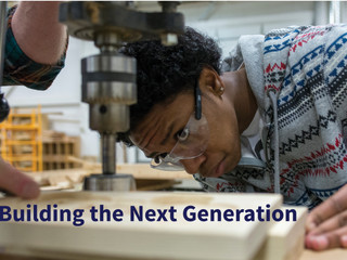 Building the Next Generation
