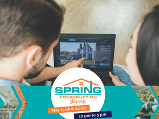 Make the Most out of the Spring Construction Showcase