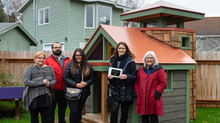 AHBA Announces the Winner of the 2018 Anchorage Home Show Playhouse Raffle