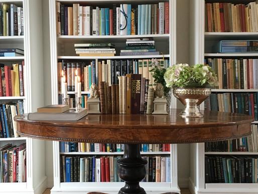 Bøgerne i mit liv og livet i mine bøger