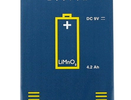 Battery, Long-Life LiMn02, HS1/FRx