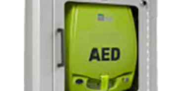 AED Plus Fully Recessed Wall Cabinet