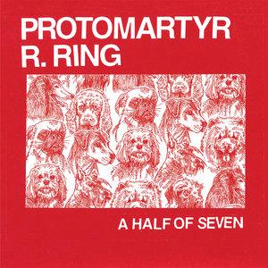 """R.RING/PROTOMARTYR - SPLIT 7"""""""