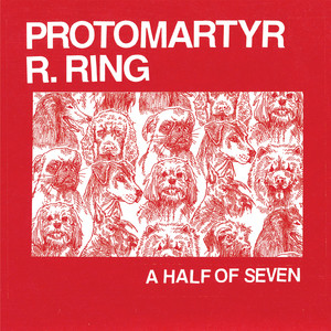 R RING/PROTOMARTYR - SPLIT 7