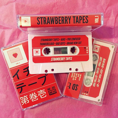 Strawberry Tapes Vol.1