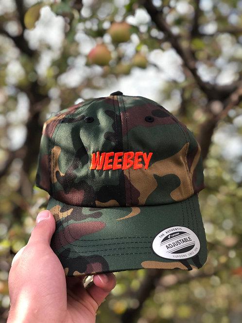 "Weebey ""Hunting"" Hat"