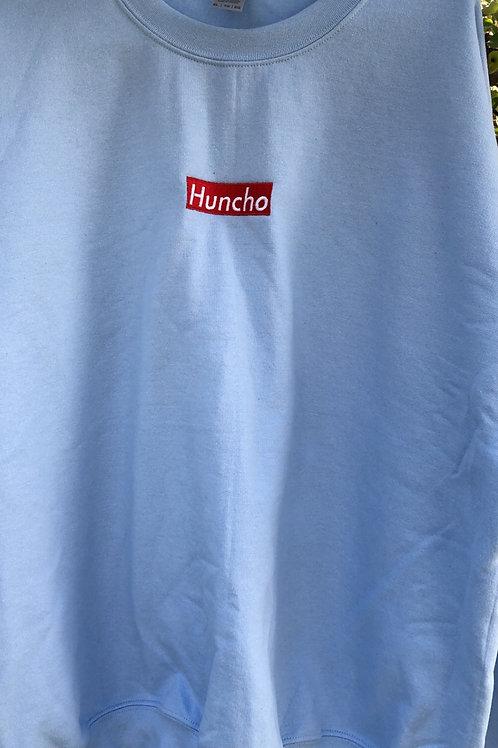 'Huncho' Box Logo Hoodie