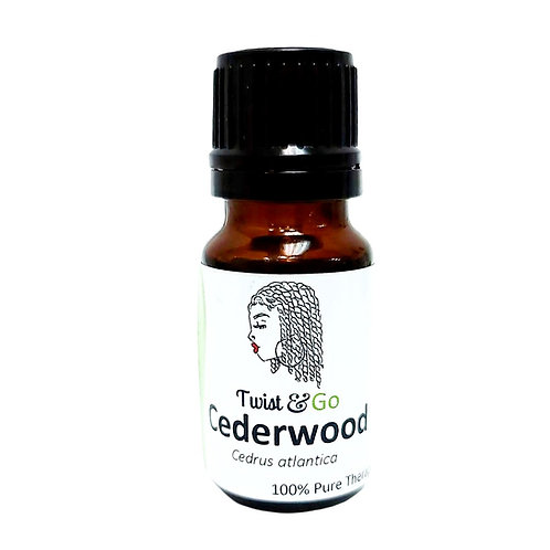 Cederwood Essential Oil