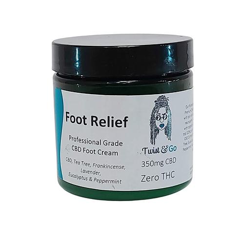 CBD Foot Cream 350 mg