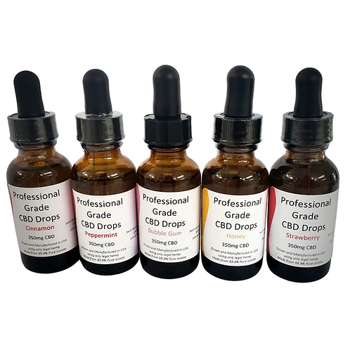 Professional CBD Drops 350 mg