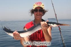 Рыбалка в Эмиратах