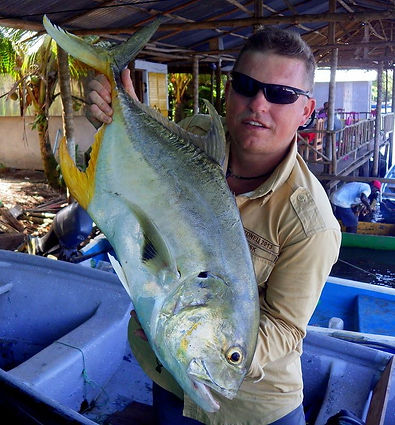Рыбалка в Никарагуа