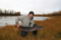 Рыбалка Бахта таймень