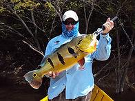 Рыбалка Венесуэла Бразилия