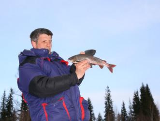 Красноярский край. Рыбалка на притоках Бахты