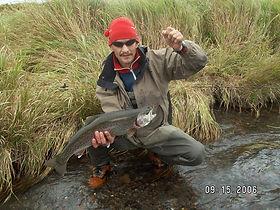 Рыболовный тур Камчатка