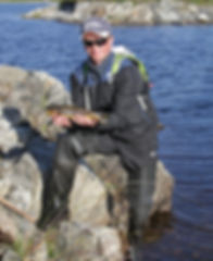 Лососевая рыбалка в Норвегии