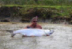 Рыбалка в Никарагуа тарпон