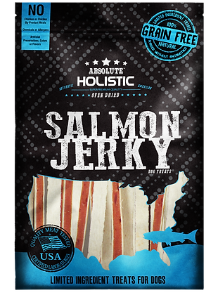 Absolute Holistic Grain Free Salmon & Whitefish Sandwich 100g