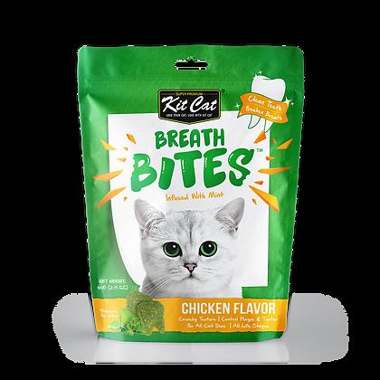 Kit Cat Breathbites Chicken 60g