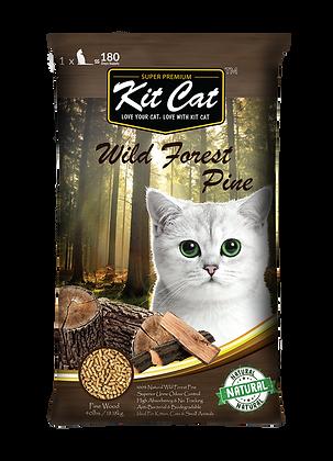 Kit Cat Wild Forest Pine Cat Litter 40lbs