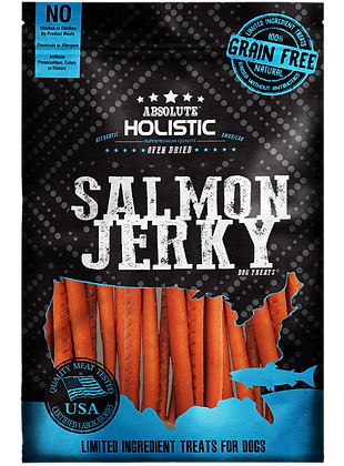Absolute Holistic Grain Free Salmon Loin Stick 150g