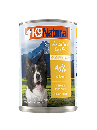 K9 Natural Chicken Canned 370g