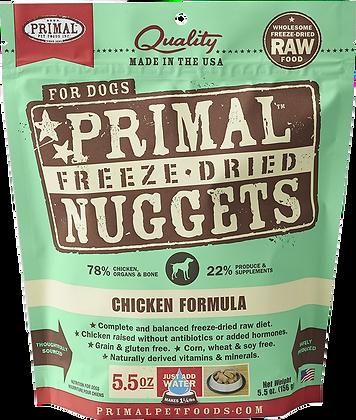 Primal Freeze Dried Chicken (Dog) 5.5oz