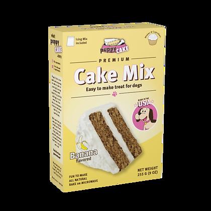 PuppyCake★Banana Flavour Cake for Dogs