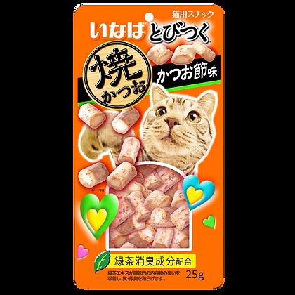 Ciao Soft Bits Mix - Tuna & Chicken Fillet Dried Bonito Flavour 25g