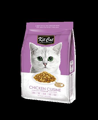 Kit Cat Chicken Cuisine Premium Cat Food 1.2kg