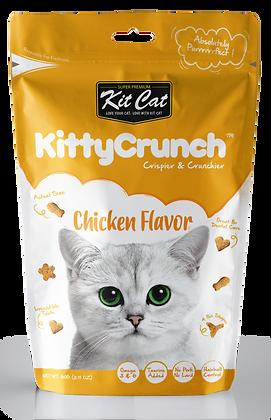 Kit Cat Chicken KittyCrunch Cat Bites 60g