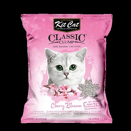 Kit Cat Sakura Classic Clump Cat Litter 10kg/7l