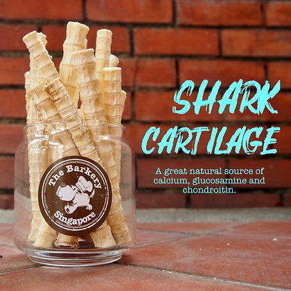 The Barkery - Dehydrated Shark Cartilage 50/100g