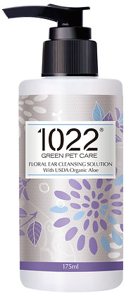 1022 Floral Ear Cleansing Solution 175ml/4l