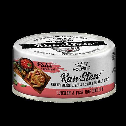 Absolute Holistic RawStew (Chicken & FishRoe)