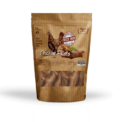 Absolute Bites Freeze Dried Chicken Fillet 250g