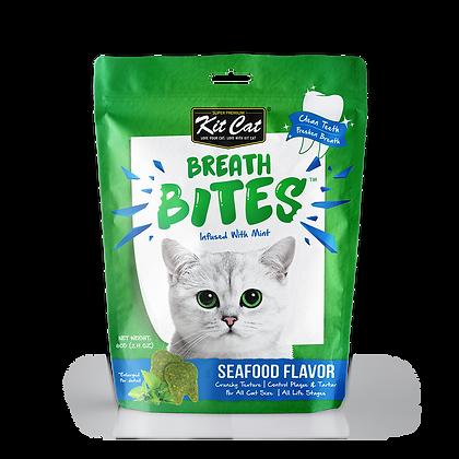 Kit Cat Breathbites Seafood 60g